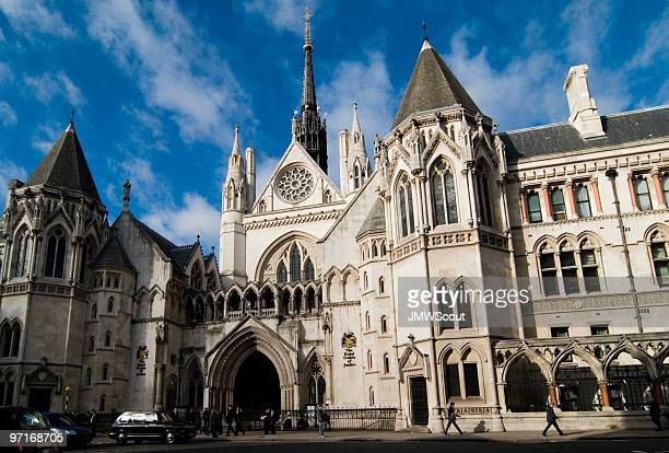 royal court of justice, london - royalty stock pictures, royalty-free photos & images