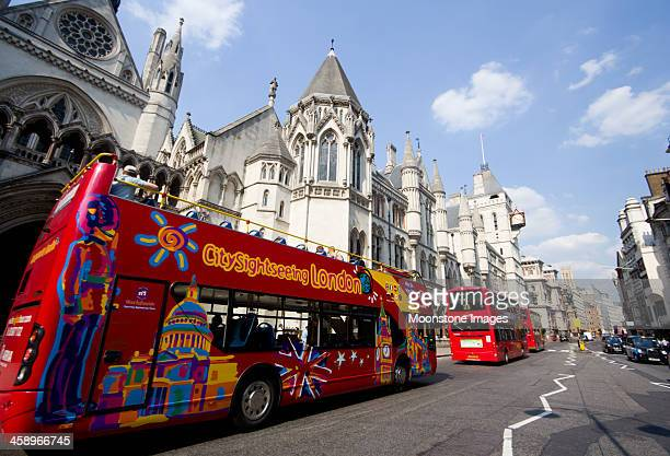 royal courts of justice in london, england - royal courts of justice stock pictures, royalty-free photos & images