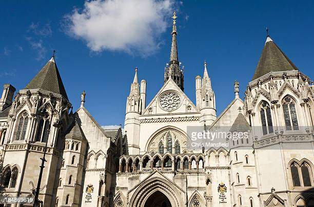 royal courts of justice - court room stock pictures, royalty-free photos & images
