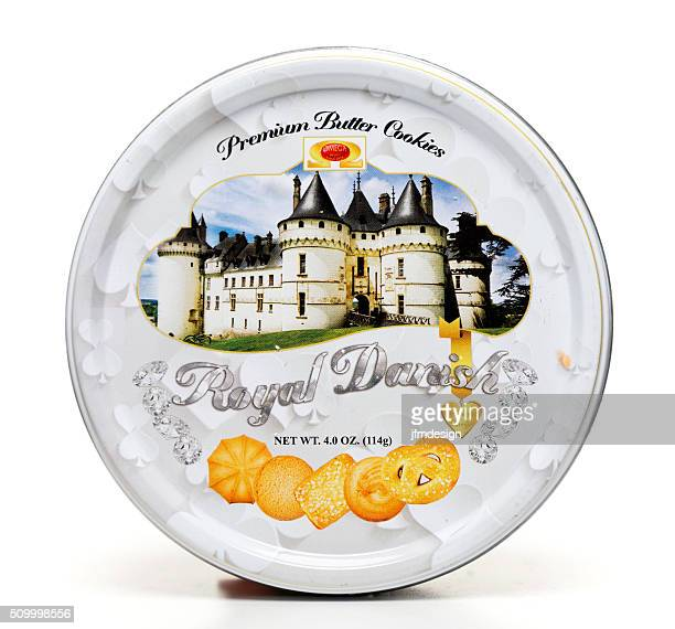 Royal Danish Premium butter cookies can