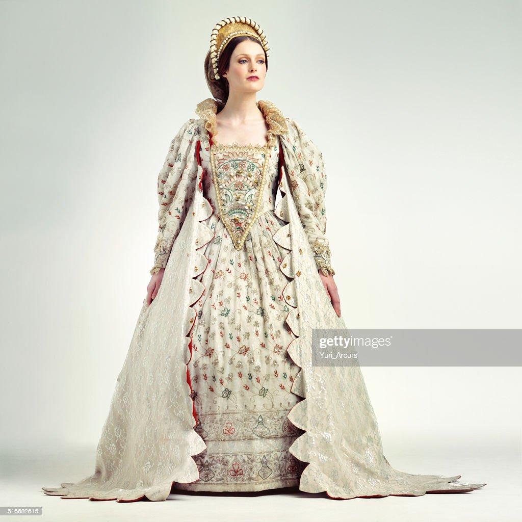 Royal dignity : Stock Photo