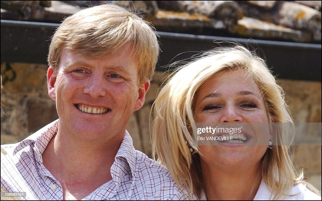 Royal dutch family on holidays in Tuscany, Italy on July 06, 2006.  : News Photo