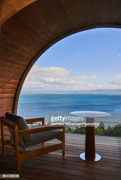 Royal Evian Resort is photographed for Madame Figaro on June 7 2017 in EvianlesBains France CREDIT MUST READ Bernhard Winkelmann/Figarophoto/Contour...