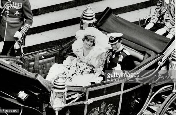 Royal Family Prince Charles and Lady Diana Royal Family and Guests