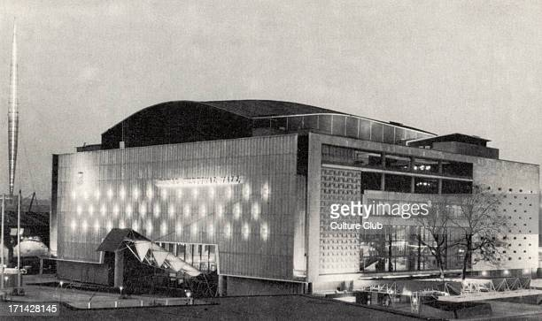 Royal Festival Hall London 1951