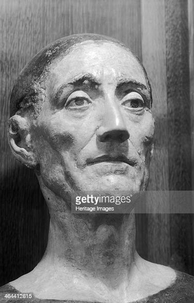 Royal funeral effigy of King Henry VII Westminster Abbey London 19451980 Photograph taken 19451980 of a detail of a funerary effigy of King Henry VII...