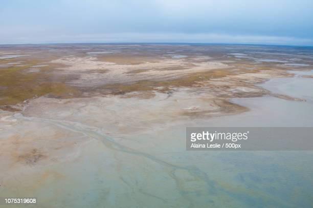 royal geographic society islands landscape - physische geographie stock-fotos und bilder