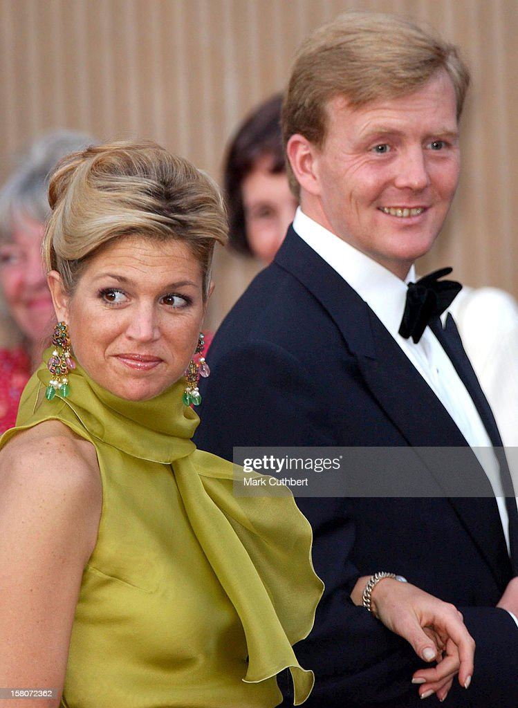 The Wedding Of Princess Martha Louise Of Norway And Ari Behn. : News Photo