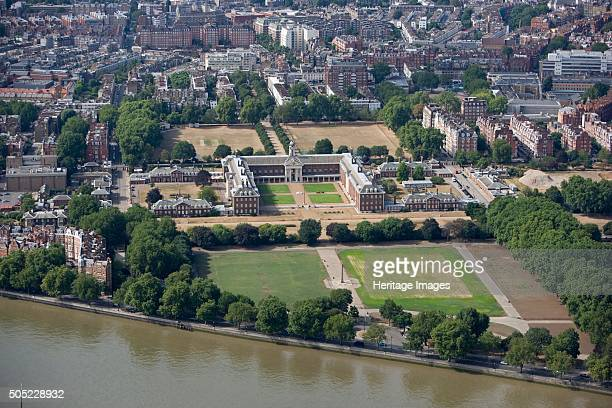 Royal Hospital Chelsea London 2006 Aerial view showing the Royal Hospital from the Thames The Royal Hospital was founded in 1683 by Charles II as a...