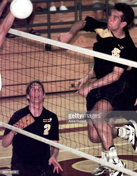 Royal HS vs Capistrano Valley played at Simi HS#15Garrett Herzer and John BaxterRoyal won the first two games