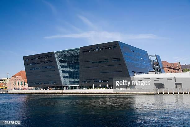 Royal Library in Copenhagen, Denmark