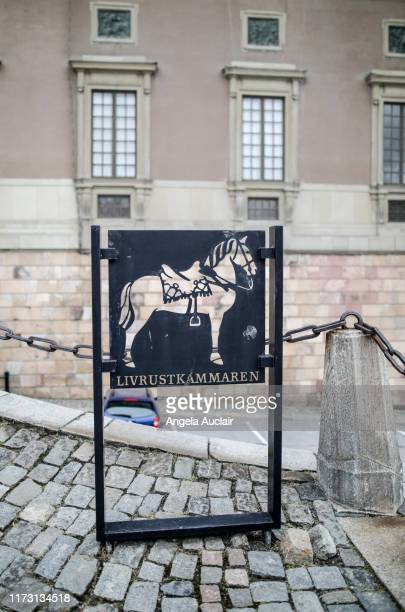 royal livery stables museum, stockholm, sweden - angela auclair stock pictures, royalty-free photos & images