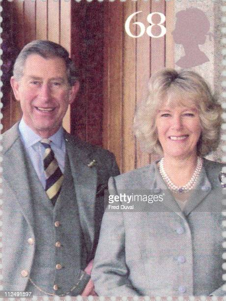 Royal Mail has unveiled a set of stamps to commemorate the forthcoming marriage of HRH Prince Charles and Mrs Camilla Parker Bowles They will both be...