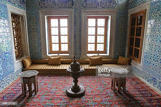 royal mansion interior - ottoman empire stock pictures, royalty-free photos & images