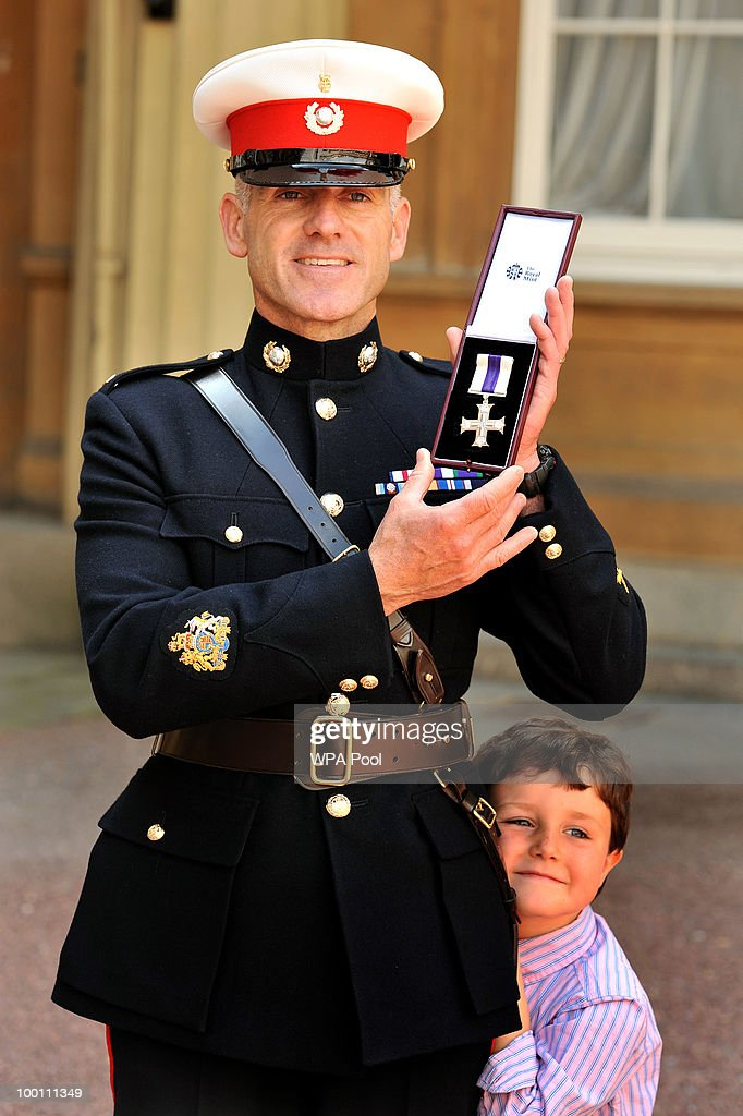 Royal Investiture at Buckingham Palace