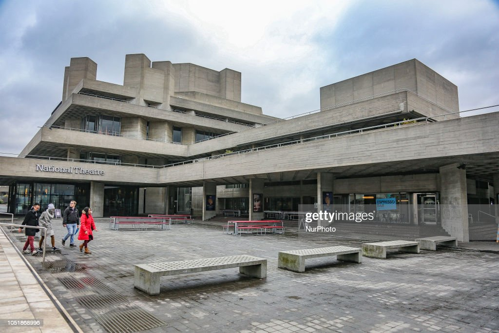 Royal National Theatre in London : News Photo