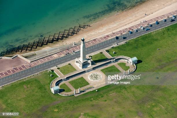 Royal Naval War Memorial, Southsea Common, Portsmouth, Hampshire, 2015.