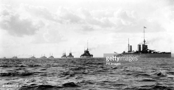 The ships that fought off Heligoland
