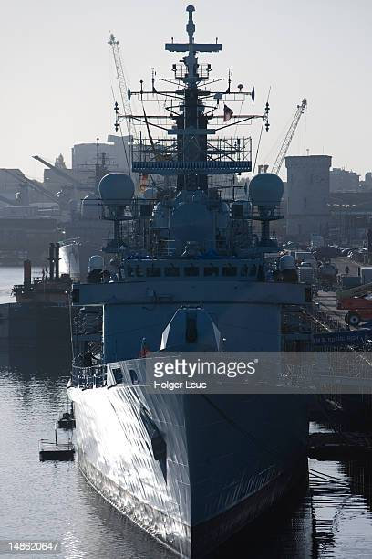 royal navy warships. - 英国海軍 ストックフォトと画像