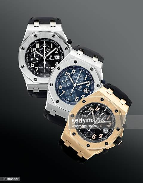 Royal Oak Offshore Jay-Z 10th Anniversary Limited Edition Timepiece Handout Photo by Audemars Piguet