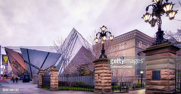 royal ontario museum - royalty stock pictures, royalty-free photos & images