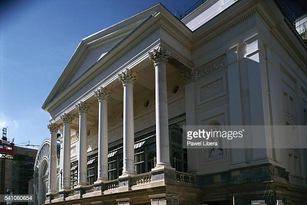 Royal Opera House at Covent Garden