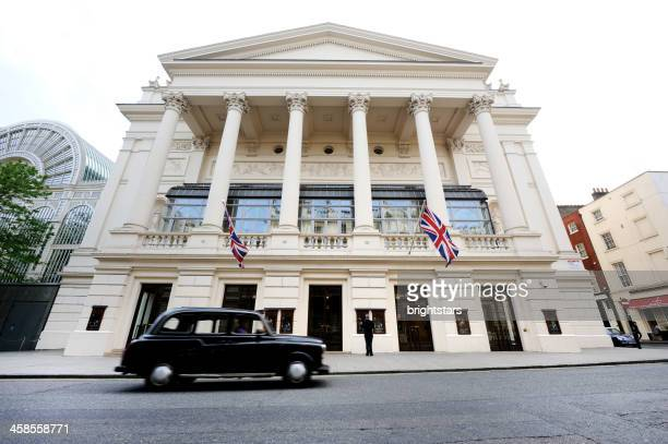 royal opera house in london - royal opera house london stock pictures, royalty-free photos & images
