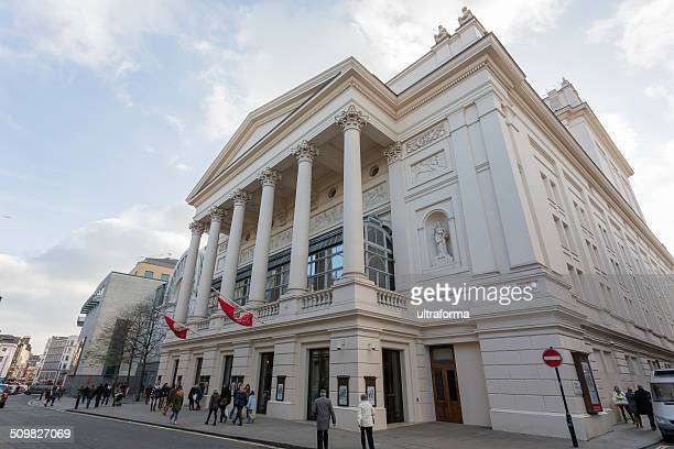 royal opera house london - royal opera house london stock pictures, royalty-free photos & images