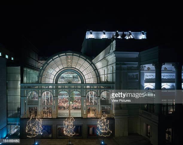 Royal Opera House London United Kingdom Architect Bdp Dixon Jones Ltd Royal Opera House Bdp Dixon Jones December 1999 Guests In Interval
