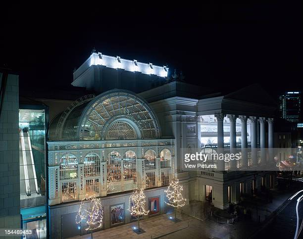 Royal Opera House London United Kingdom Architect Bdp Dixon Jones Ltd Royal Opera House Bdp Dixon Jones December 1999 Floral Hall And Opera House...