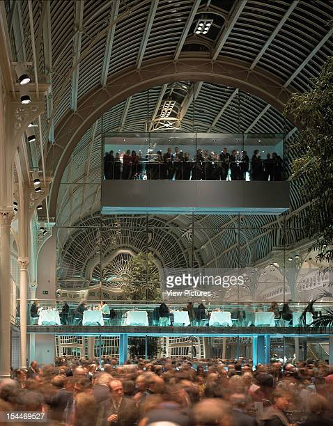 Royal Opera House London United Kingdom Architect Bdp Dixon Jones Ltd Royal Opera House Bdp Dixon Jones January 2000 Floral Hall At Interval