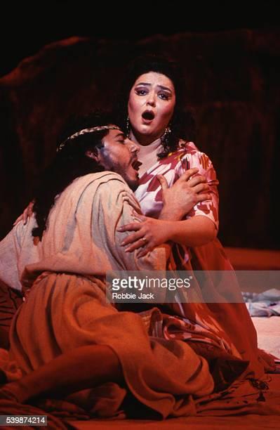 Royal Opera Production of Samson et Dalila