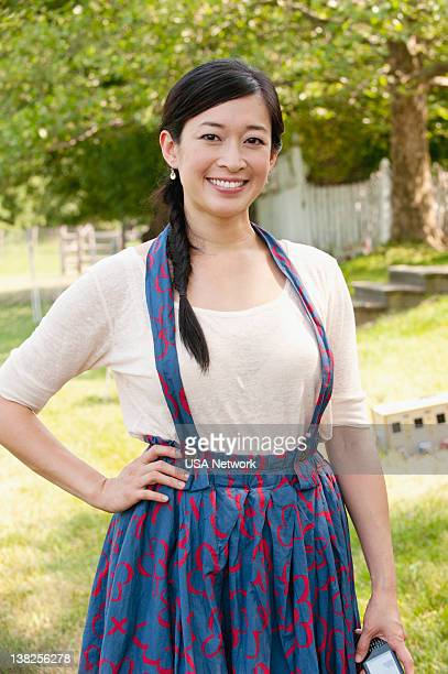 Royal Pains An Apple A Day Episode 6 Pictured Camille Chen as Anna