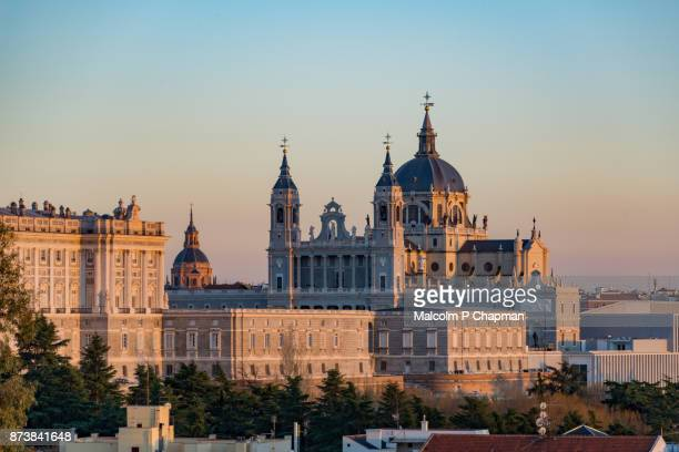 Royal Palace and Cathedral of Saint Mary, Madrid