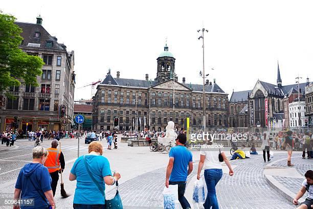 Royal Palace-Amsterdam