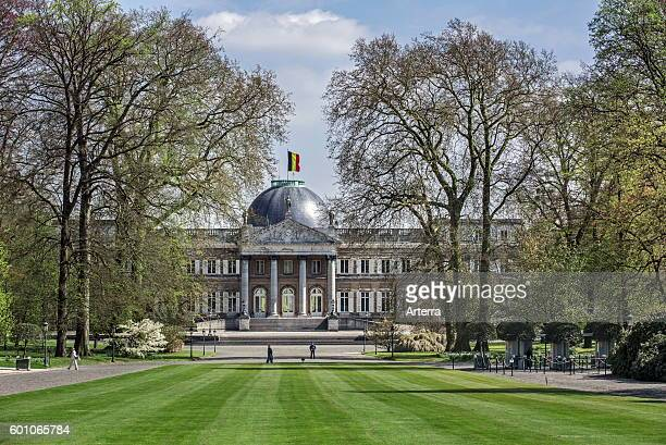 Royal Palace of Laeken / Royal Castle of Laken, official residence of King Philippe of the Belgians and the royal family.