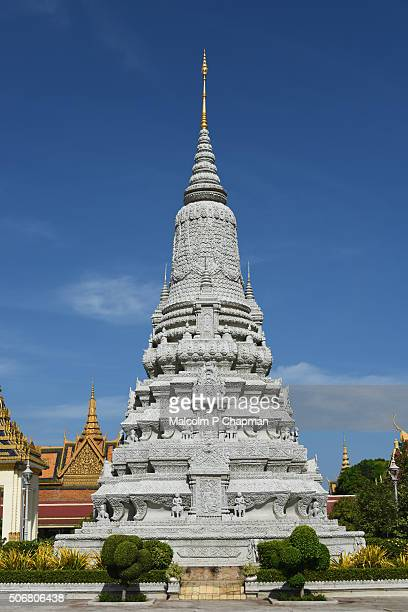 """royal palace phnom penh, cambodia - cambodia """"malcolm p chapman"""" or """"malcolm chapman"""" stock pictures, royalty-free photos & images"""