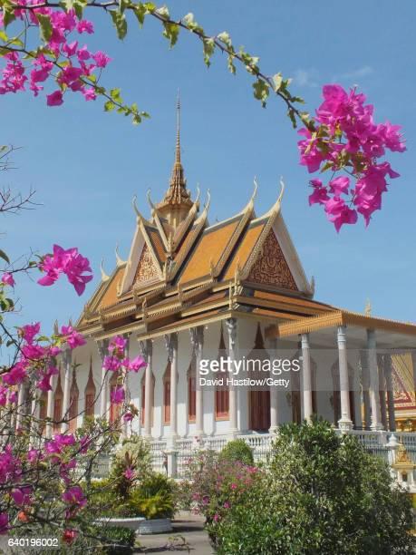 Royal Palace Pnohm Pen Cambodia