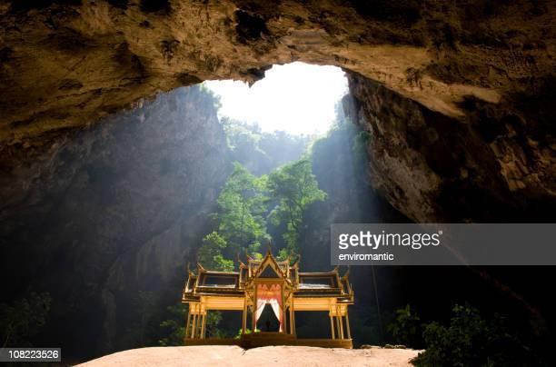 Royal Pavilion in Phraya Nakhon Cave, Thailand.