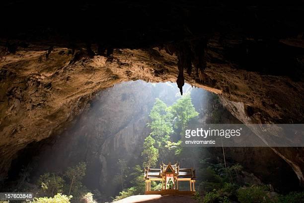 Royal Pavillon dans la grotte Phraya Nakhon, Thaïlande.