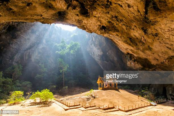 Royal pavilion in the Phraya Nakhon Cave, Prachuap Khiri Khan Province, Thailand