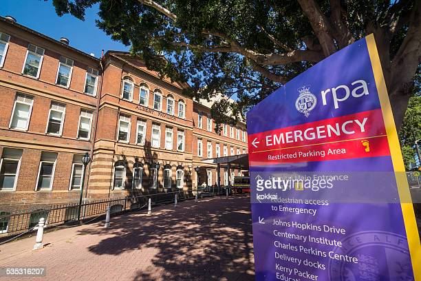 royal prince alfred hospital - university of sydney stock pictures, royalty-free photos & images