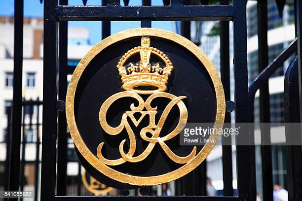 Royal Seal at Tower of London