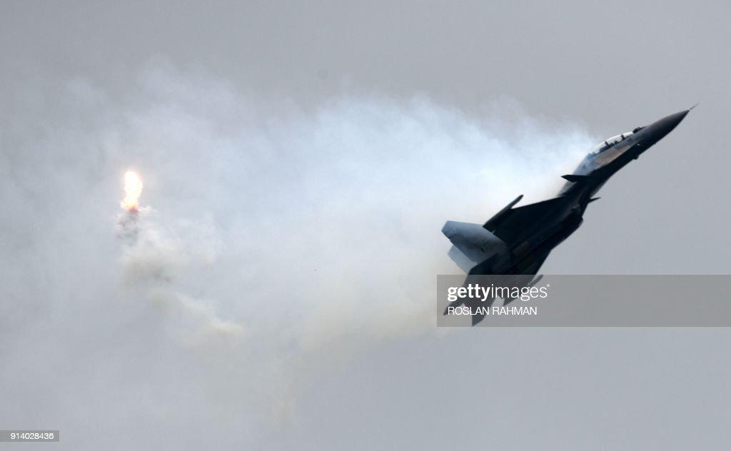 A Royal Thai Air Force SAAB JAS 39 Gripen fighter aircraft