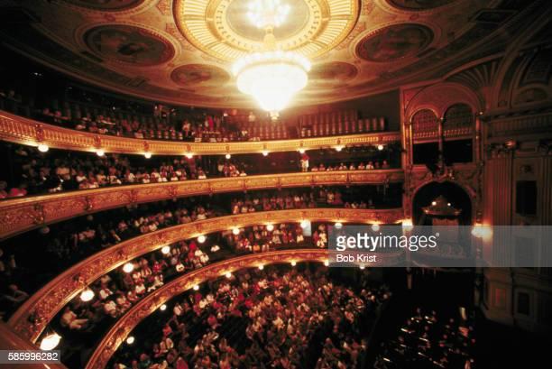 Royal Theater, Copenhagen, Denmark