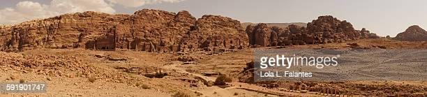 Royal tombs path