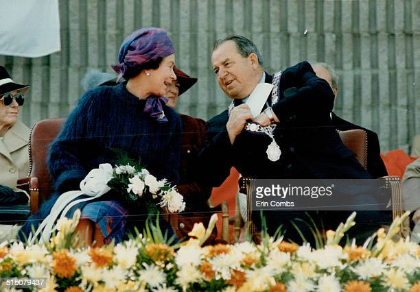 Royal Tours Queen Elizabeth and Prince Philip