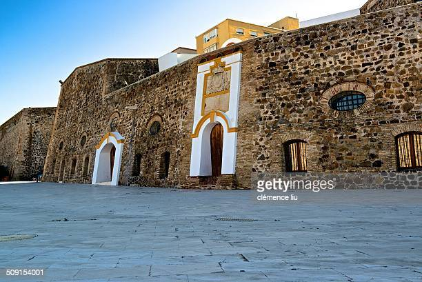 Royal Walls of Ceuta