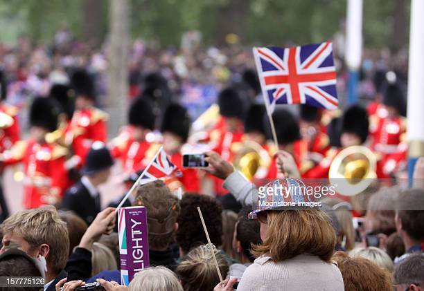 royal wedding in london, england - patriotism stock photos and pictures