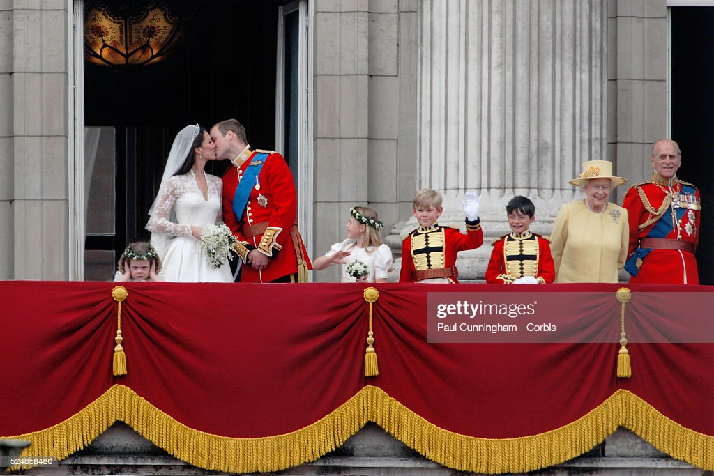 Uk Royal Wedding Of Prince William And Kate Middleton